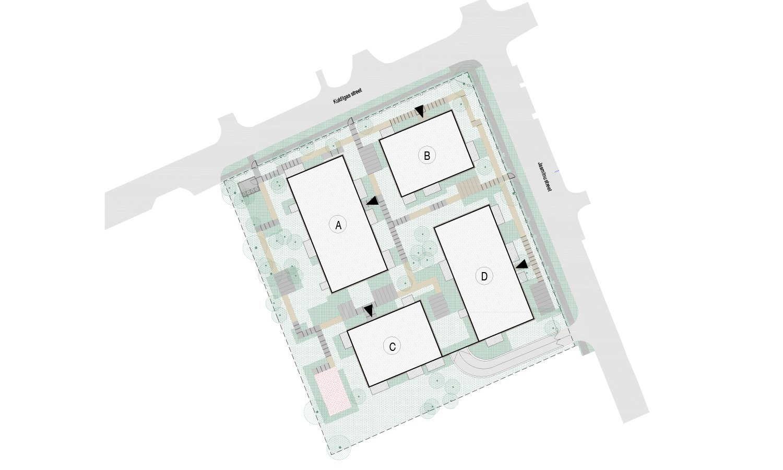 Site plan AB3D}