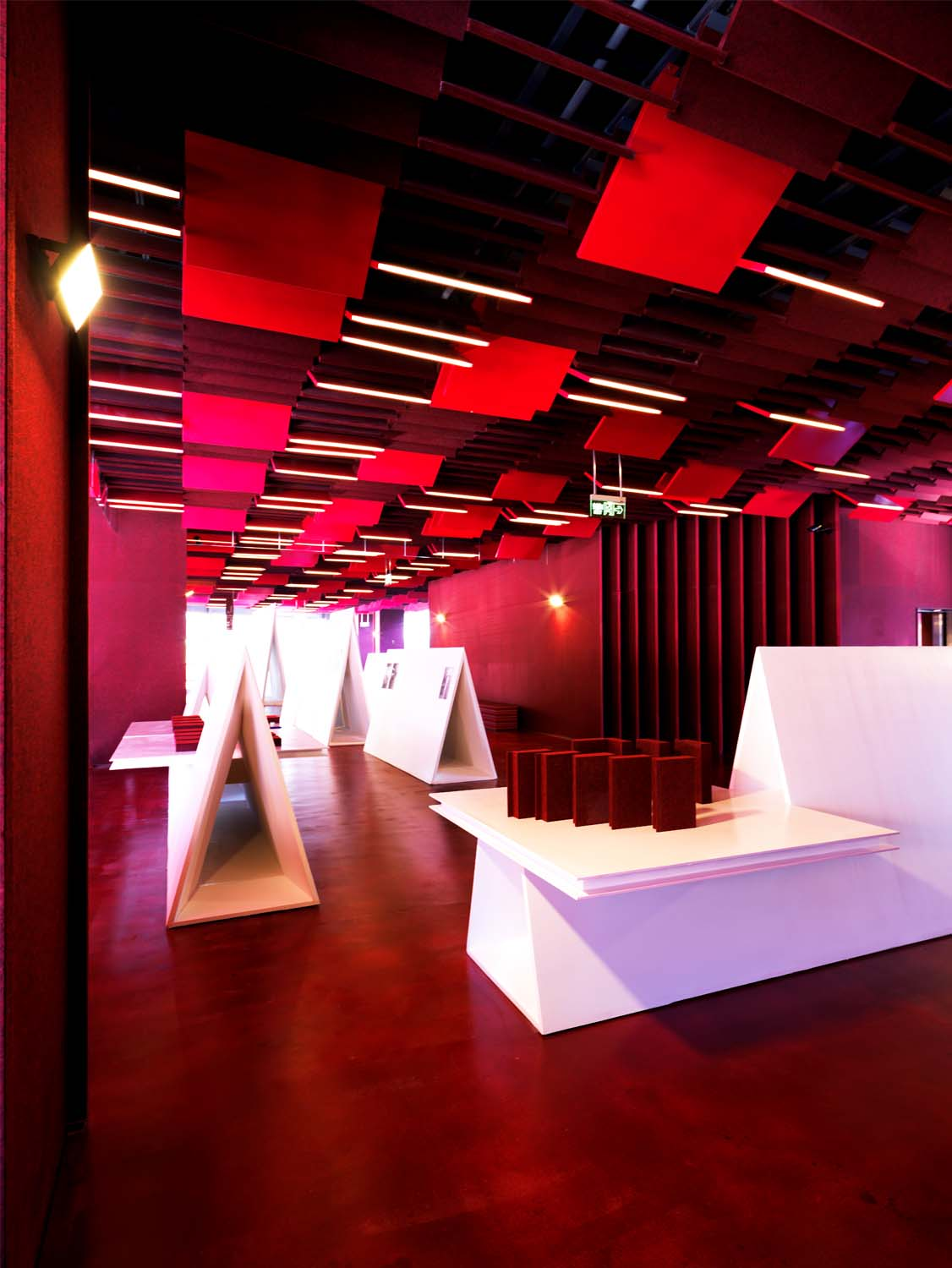 Mezzi Master Cultural Centre (Exhibition Space) }