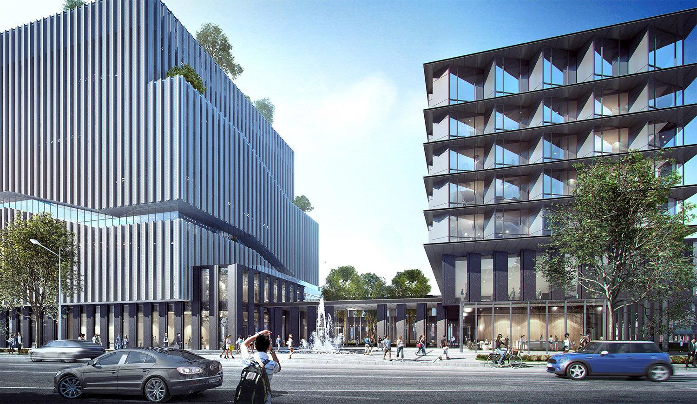 Facade EID Architecture