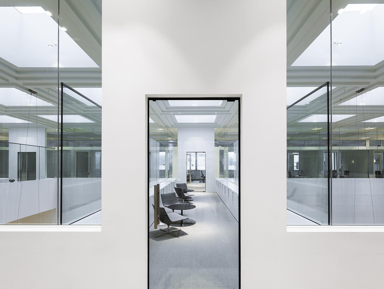 Office area Sebastian van Damme