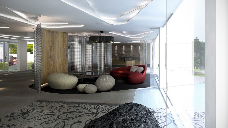 Lobby_Main Building Studio KWG