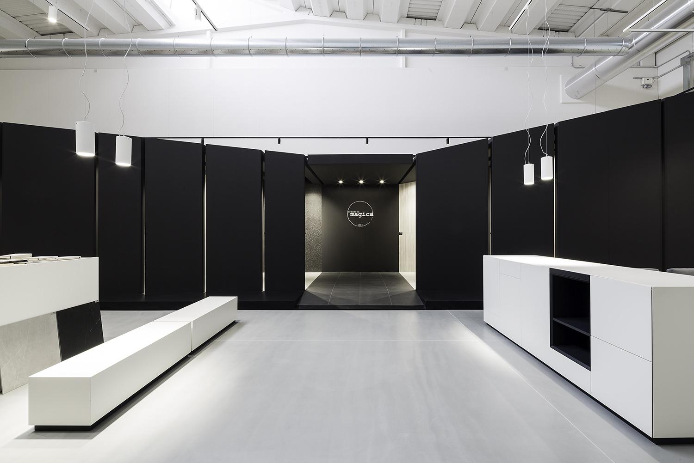 showroom 2 - accesso principale Filippo Poli