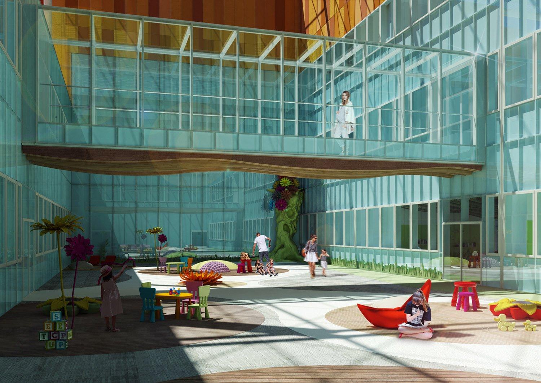 Rendering - Winter Garden Binini Partners