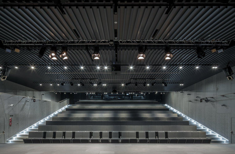 Auditorium Duccio Malagamba