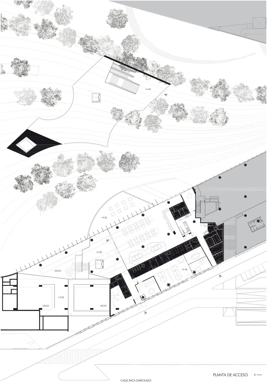 Acces Floor Guillermo Vazquez Consuegra. Arquitecto}