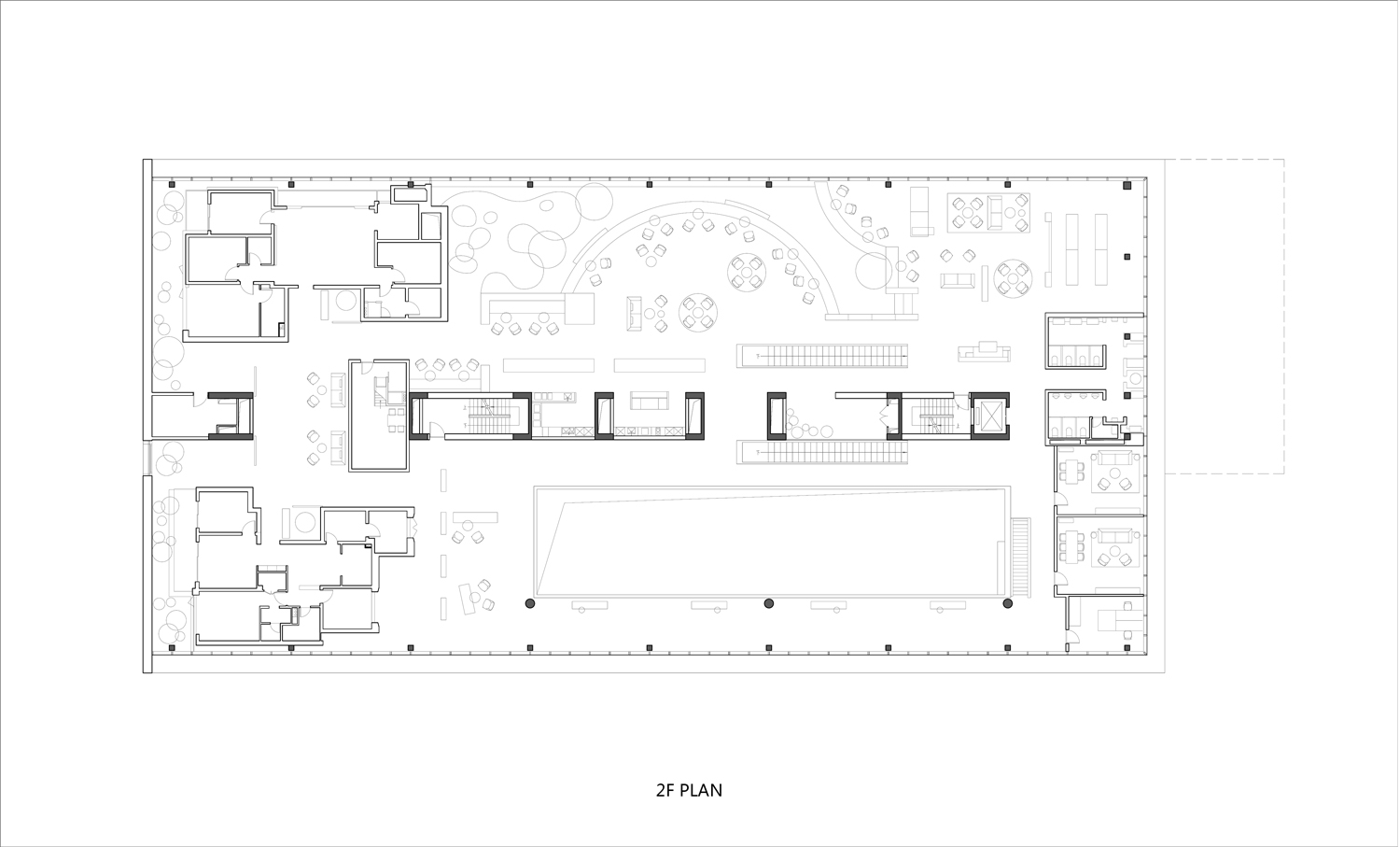 SECOND FLOOR PLAN gad}