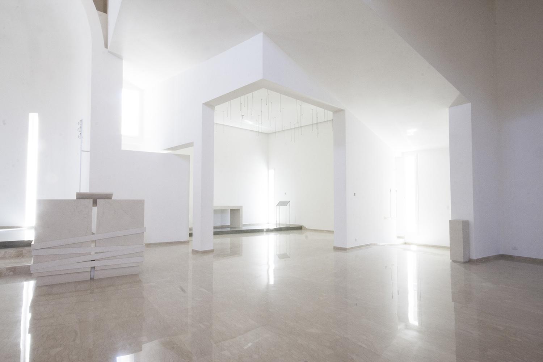 arch. Benedetta Fontana Rotazioni e intersezioni generano luoghi. I vuoti sono fonte di luce