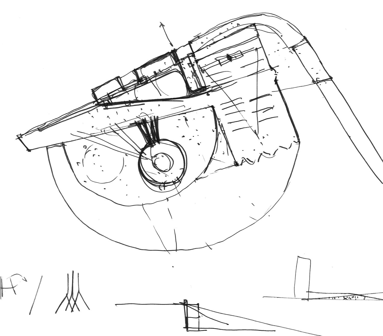 study sketch }