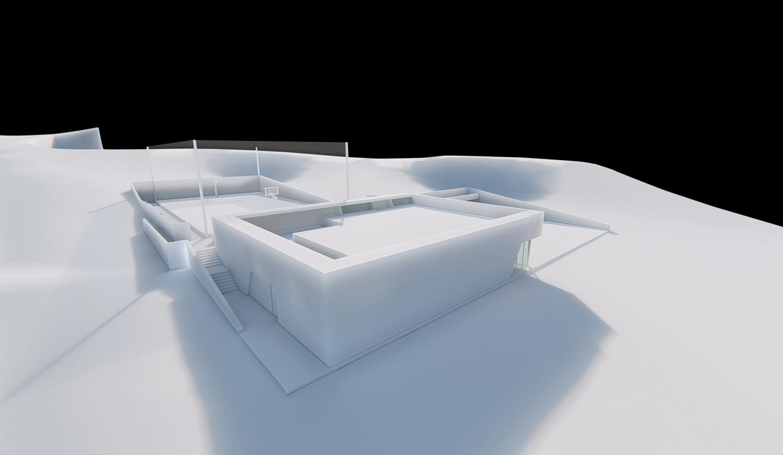 Modello virtuale Giuseppe Todaro Architect}