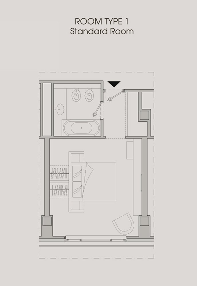 Room type - Standard room }