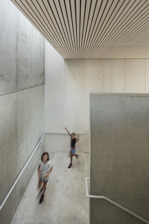 escalier élémentaire Luc Boegly