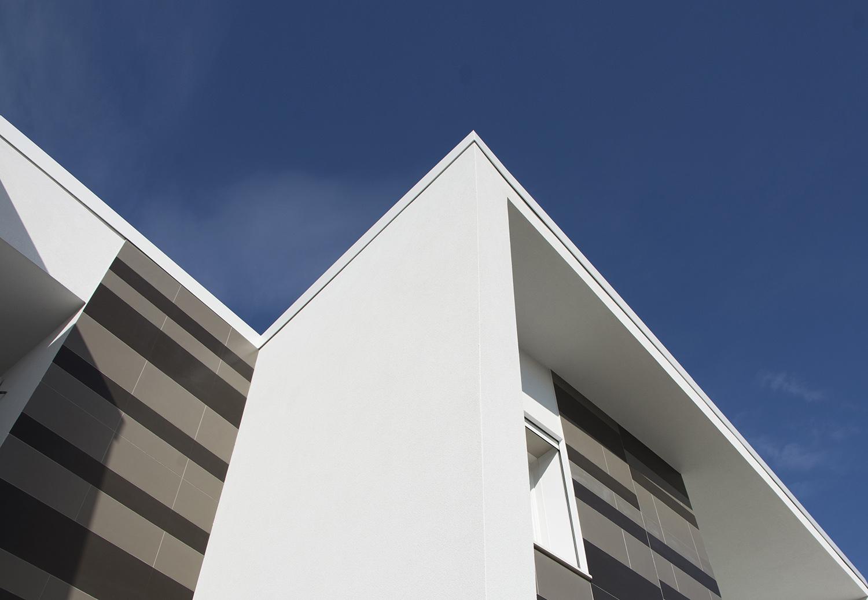 Elevation detail Andrea Sparzani architetto
