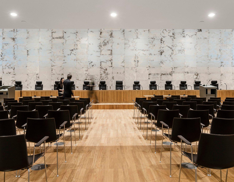 Court room Fernando Guerra - FG+SG