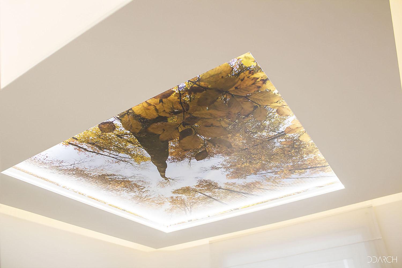 Contro soffitto sala operatoria 1