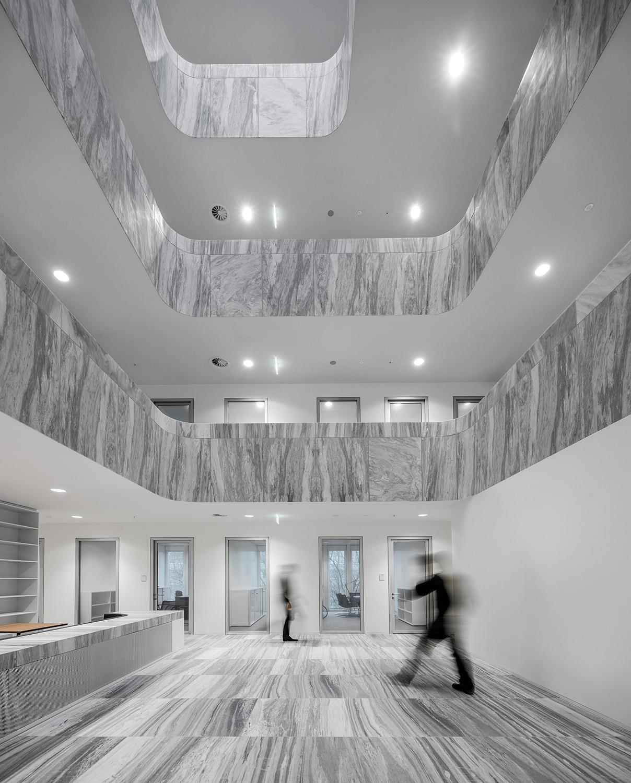 Atrium Procurator General Office area Fernando Guerra - FG+SG