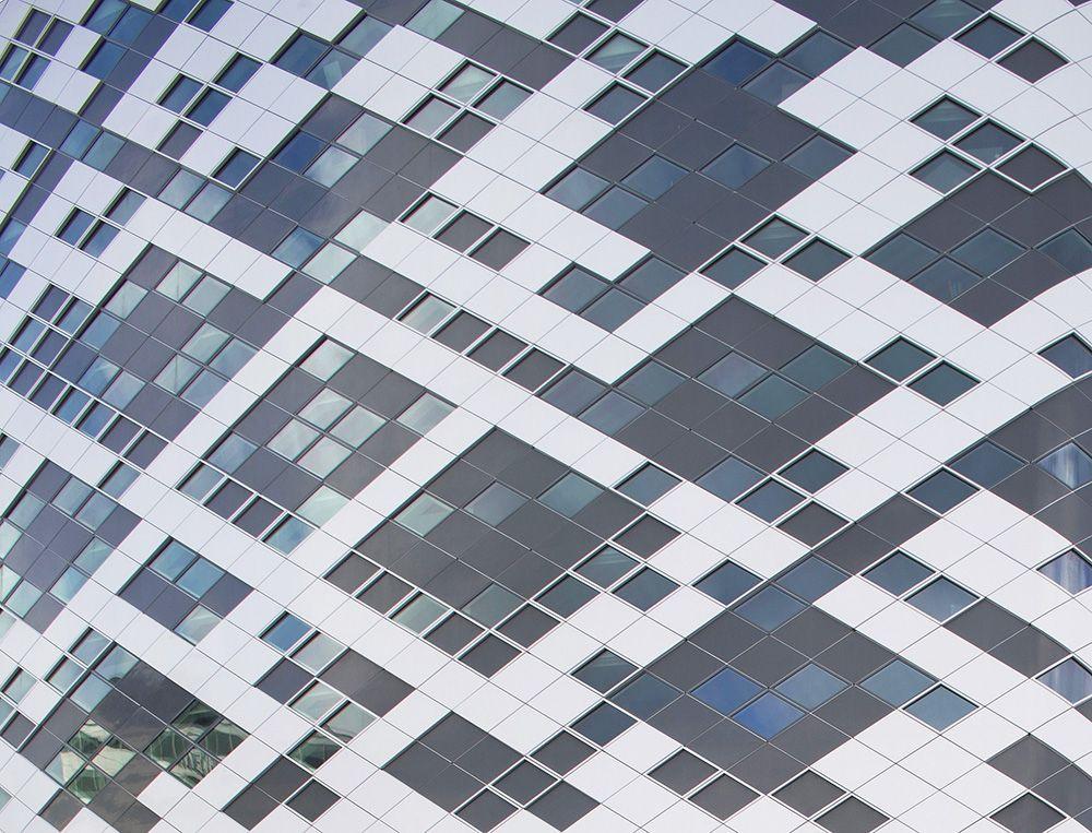 Detail facade }