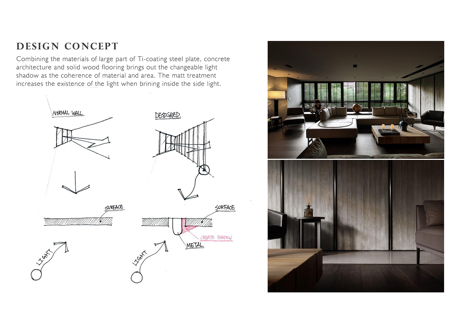 material Chain10 Architecture & Interior Design Institute}