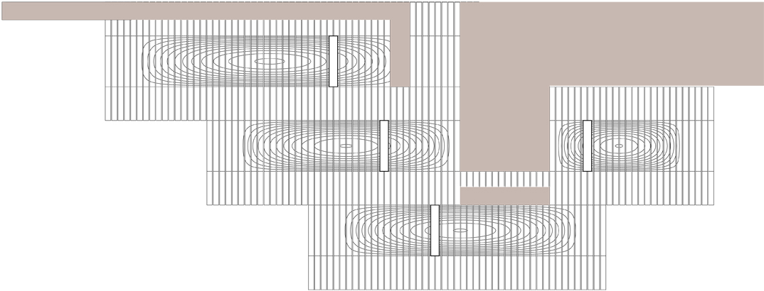 Reflected Ceiling Plan }