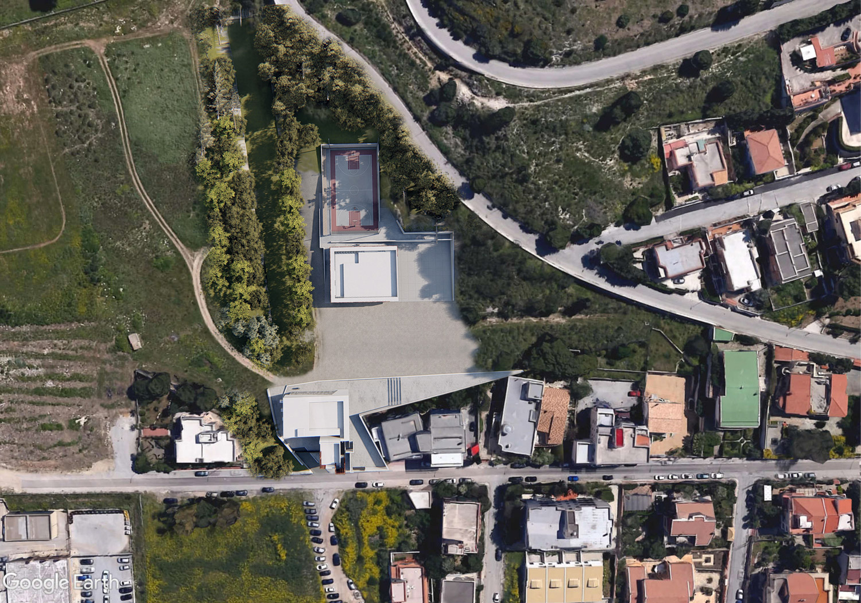 Inserimento planimetrico Giuseppe Todaro Architect}