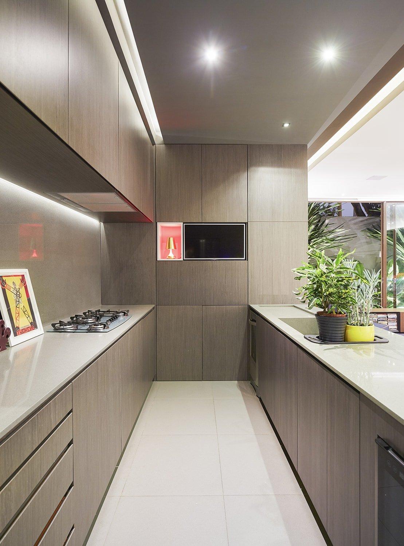Kitchen - integration Pedro Kok}