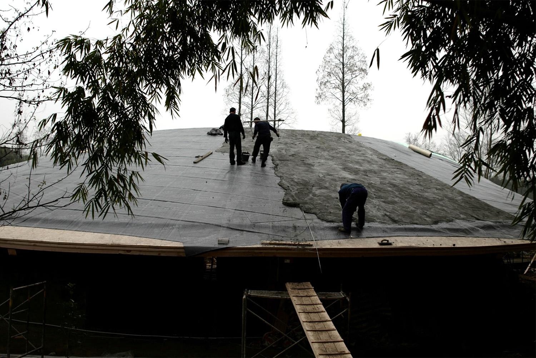 Roof Paving 01 Bian Lin