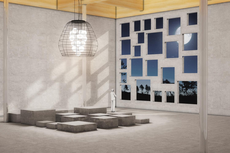 Concept lampada sospensione custom made }