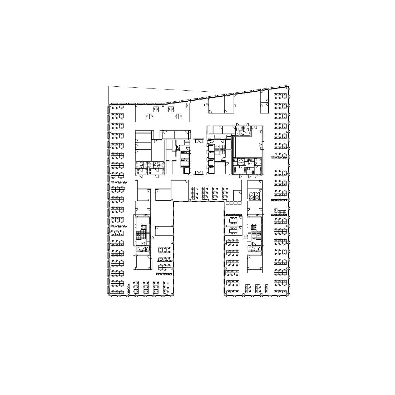 Green 2Day - floor plan_04 Maćków Pracownia Projektowa}