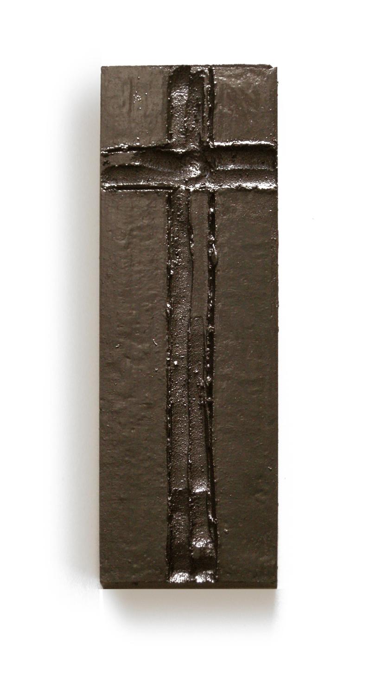 La Croce : bozzetto dell'artista Nino Longobardi }