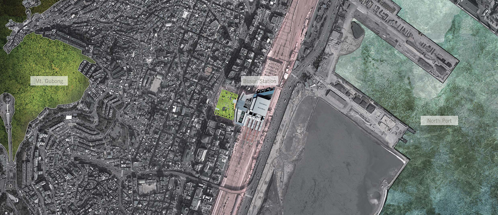 Context with Proposed Urban Park