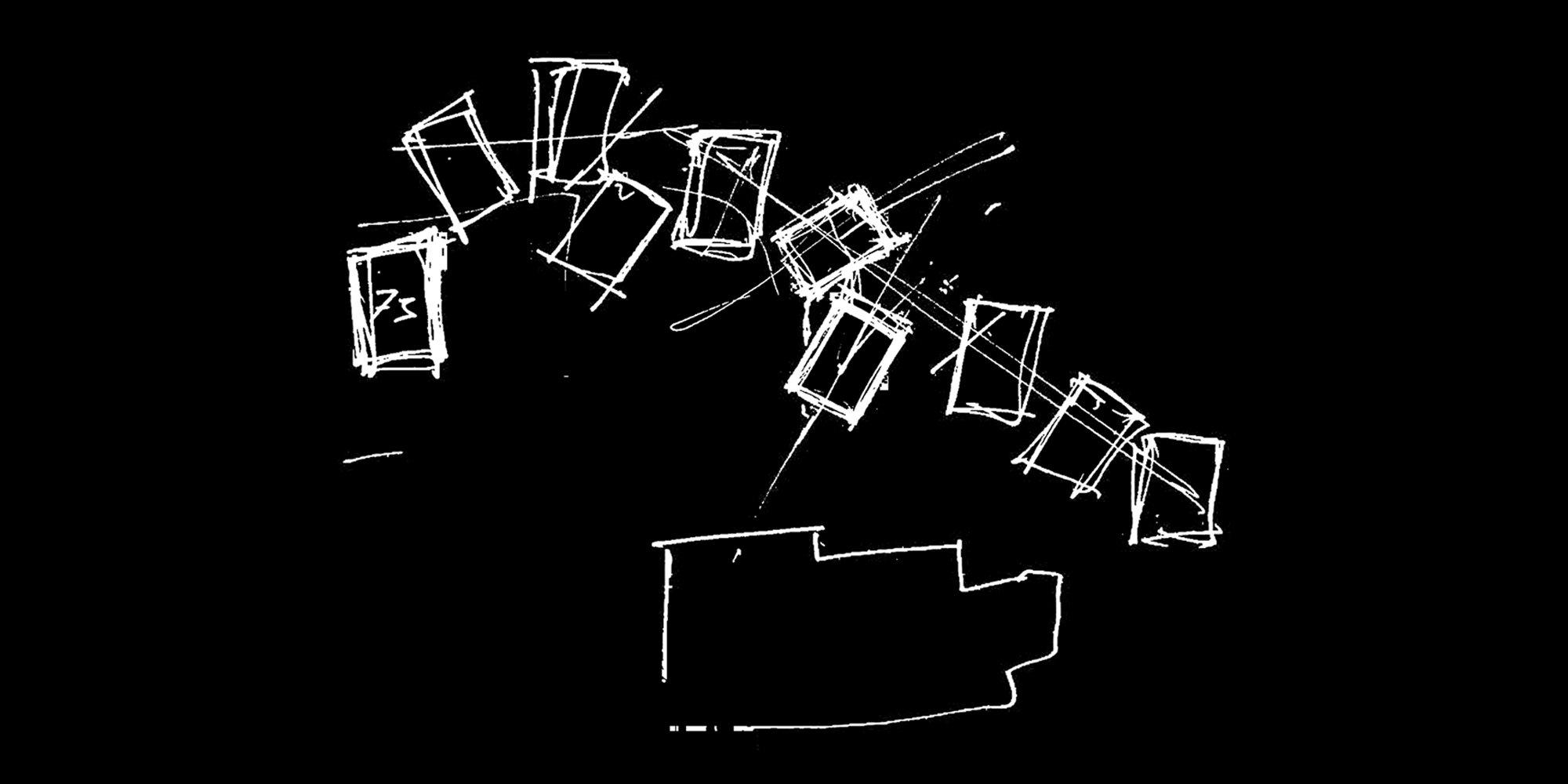 Schizzo di progetto / Project sketch }
