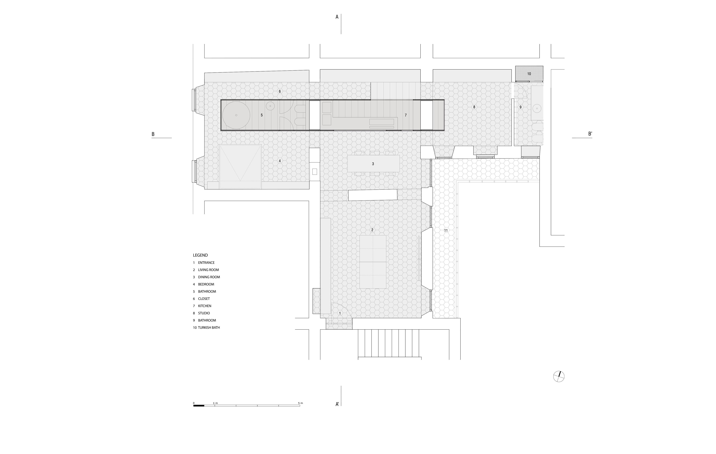 Floor Plan. }