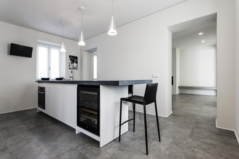 la cucina Paolo Longoni