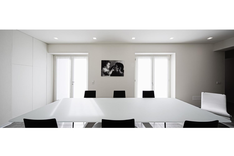 la sala da pranzo Paolo Longoni