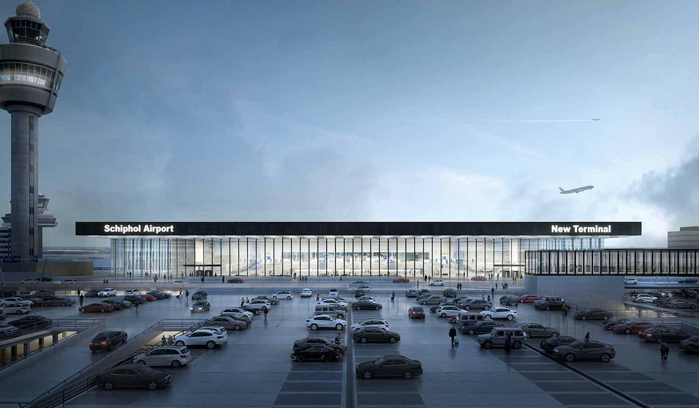 Design for the new terminal Filippo Bolognese