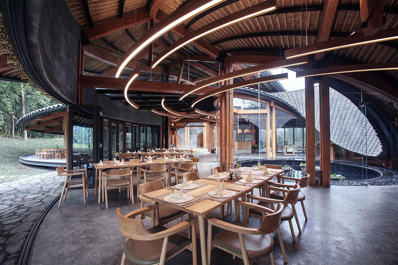 In Bamboo Interior 03 Bian Lin}