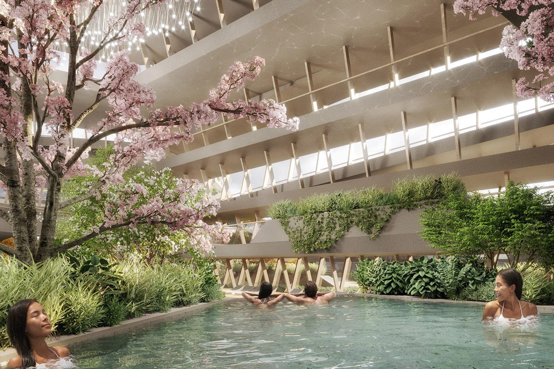 qicun hot spring 09 interior ENOTA