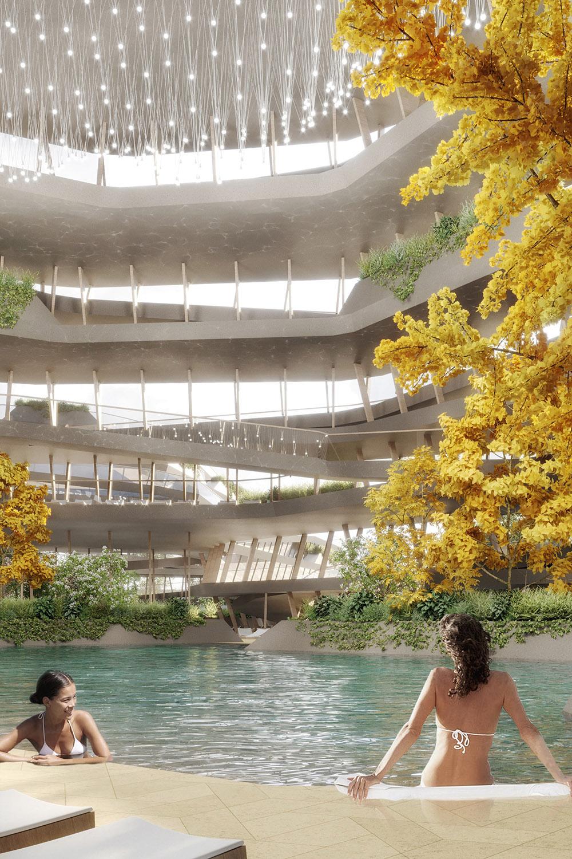 qicun hot spring 12 interior ENOTA