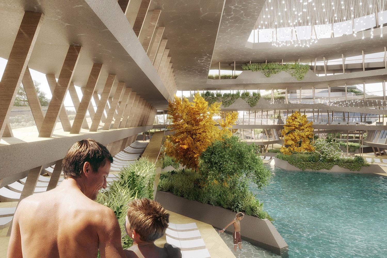 qicun hot spring 16 interior ENOTA}