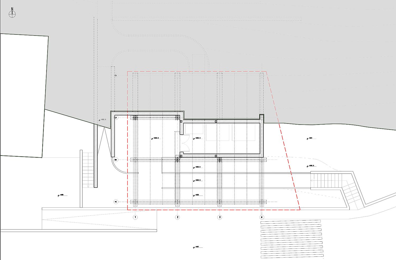 2. Ground Floor plan }