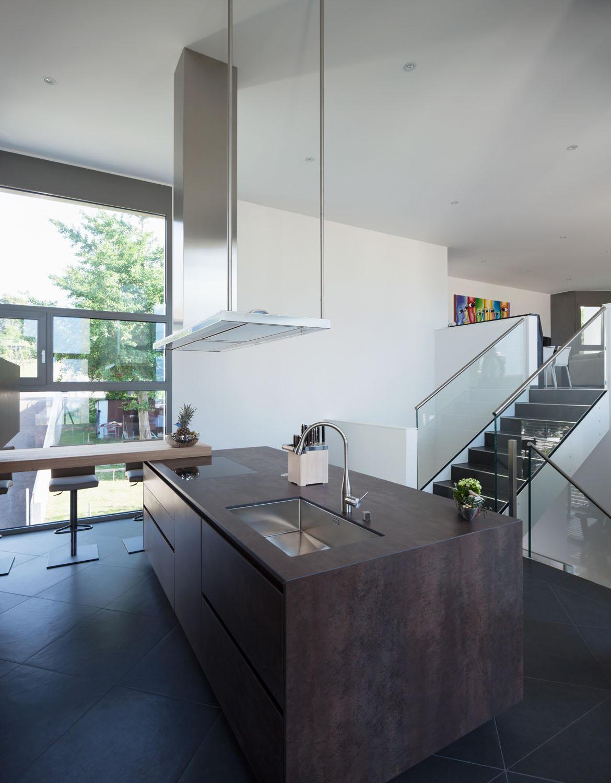 Zona cucina Alexandre Zveiger, Lugano CH