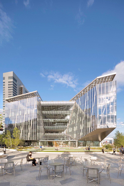 Tata Innovation Center, WEISS/MANFREDI Albert Večerka/Esto