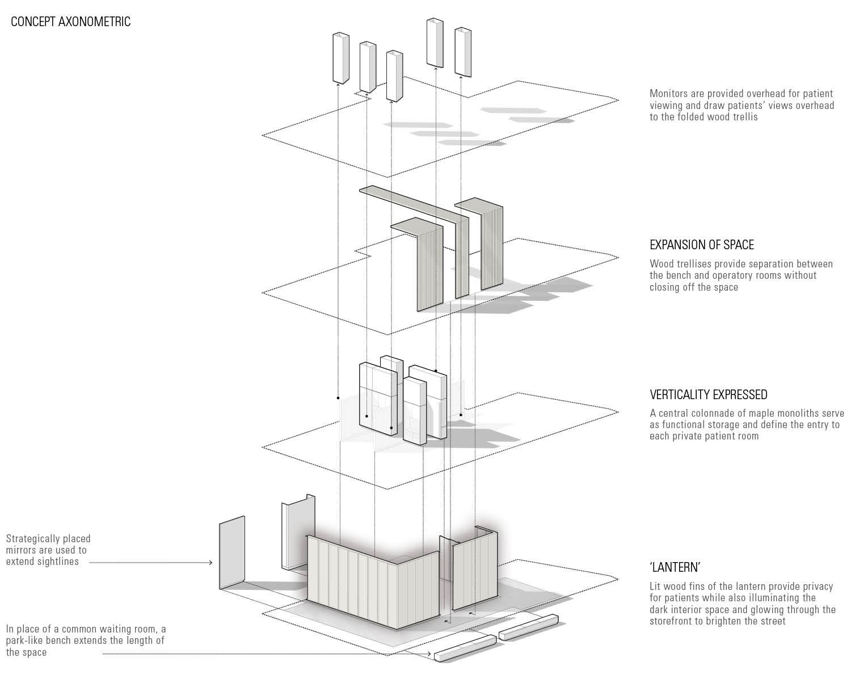 Concept Axonometric Montalba Architects}
