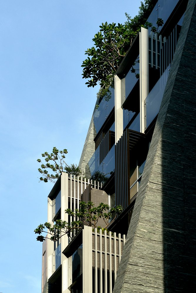 Green and Building Relation