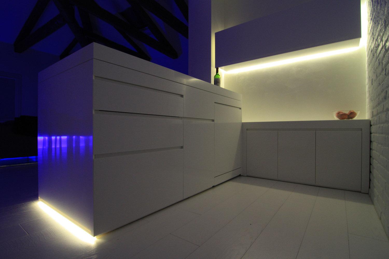 Matrix luce 2 arch. Michela Giusto