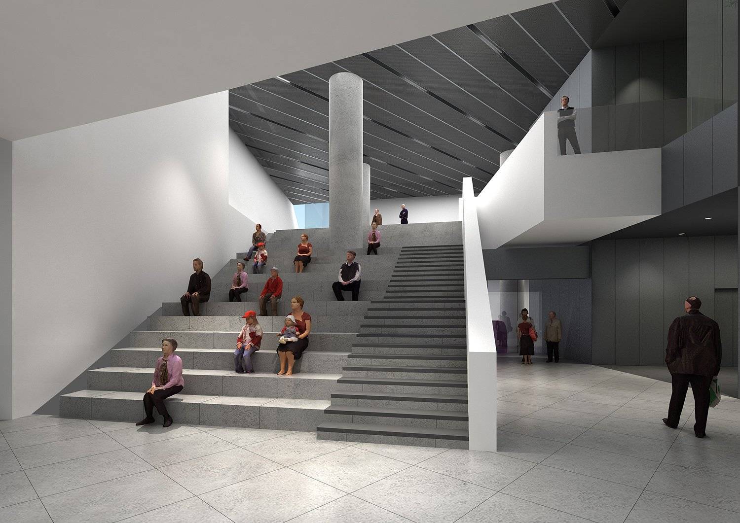 Grand Event Stair