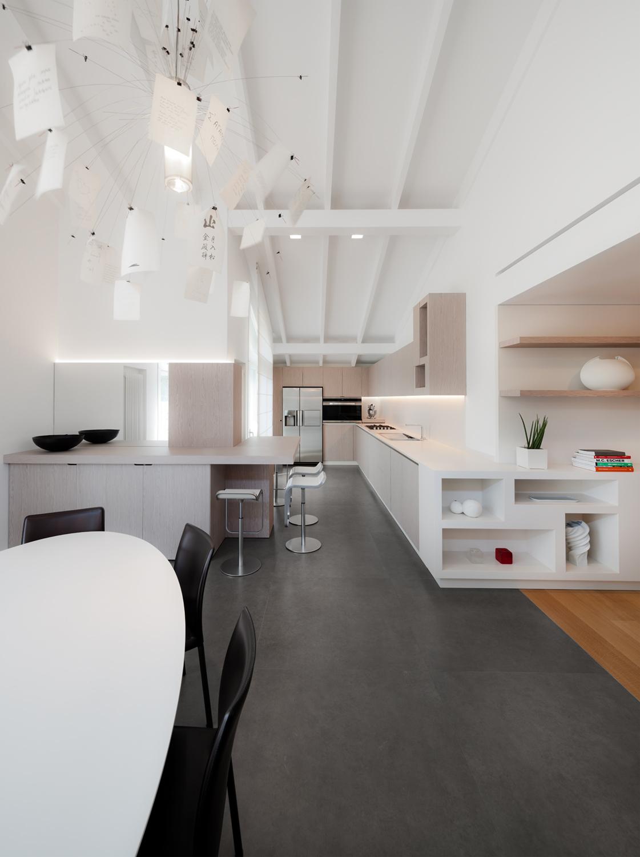 Cucina vista principale Marco Zanta
