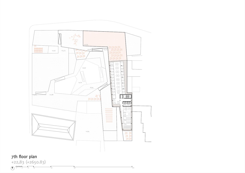 seven floor plan }