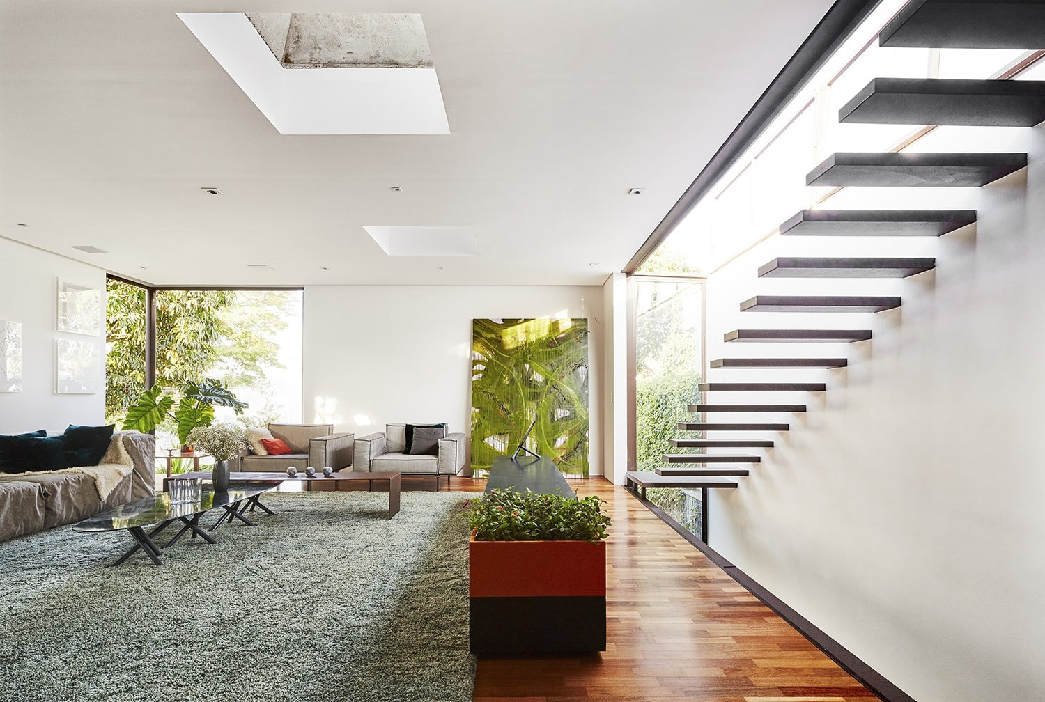 Upper floor living – insolation and ventilation controlled by specific openings Pedro Kok}