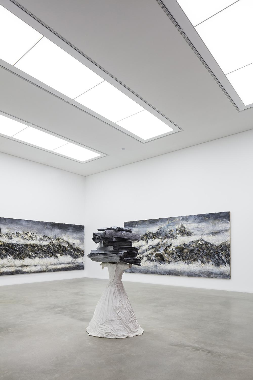Exemplary presentation of art © Hans-Georg Esch / Art: © Anselm Kiefer