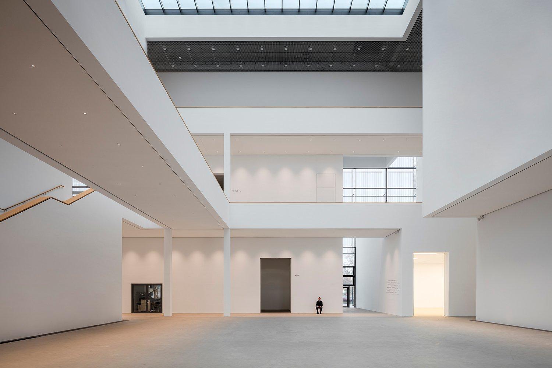 Exhibition space © Marcus Bredt